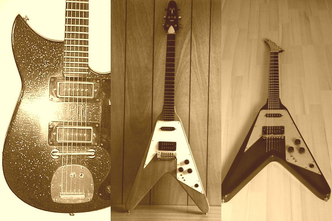 Modification and tuning (guitar service Kiel) - Schloff Guitars ...